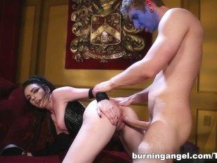 Horny pornstar in Best Gothic, Hardcore sex video