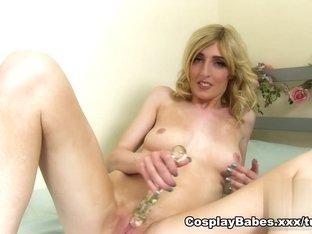Crazy pornstar Jessica Jensen in Fabulous Fingering, Medium Tits adult video
