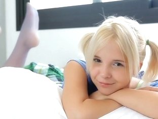 Sweet Little Blondie Girl