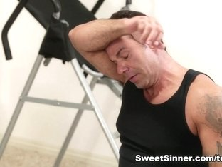 Horny pornstars Zoey Foxx, Steven St. Croix in Exotic Cumshots, Redhead adult movie