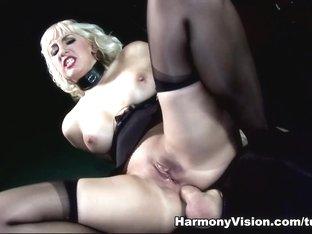 Exotic pornstar Karlie Simon in Best Stockings, Pornstars adult movie