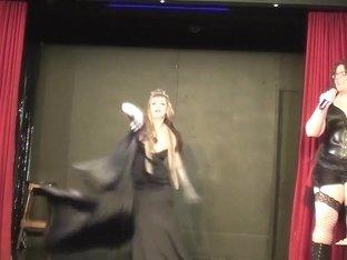 Burlesque Strip SHOW 61 Madame JoJos Tabu Naked Cabaret