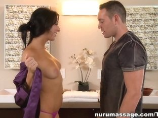 Incredible pornstar in Exotic Massage, HD adult movie