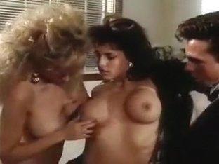 A hot threesome