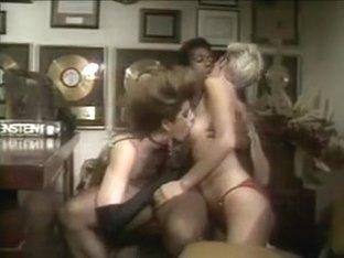 Ray Victory 80's Ladies Worship Black Cock Vintage
