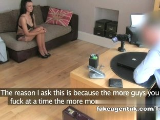 Incredible pornstar in Amazing Facial, Casting sex scene
