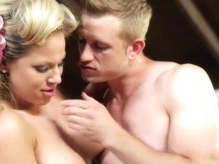 Incredible pornstar Karlee Grey in fabulous big ass, hardcore porn clip