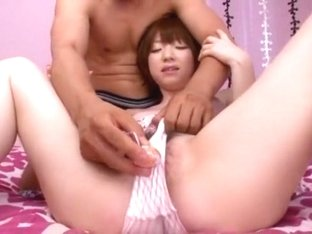 Exotic Japanese model Saki Mishima in Fabulous Girlfriend JAV clip