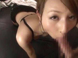 Incredible Japanese model in Fabulous Handjobs, Facial JAV scene