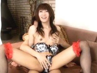 Amazing Japanese slut in Crazy /Futanari, Small Tits JAV clip