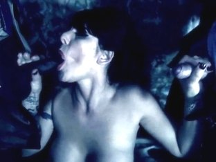 Fabulous pornstar Daisy Rock in crazy lingerie, mature adult clip