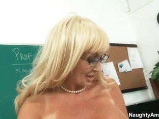 Brittany O'Neil & Xander Corvus in My First Sex Teacher