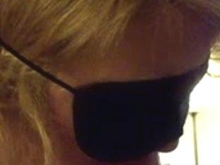 Blindfolded Hotel Oral Sex