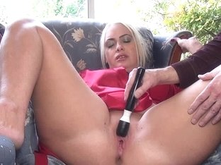 The Female Orgasm: Sookie Blues in the Chair