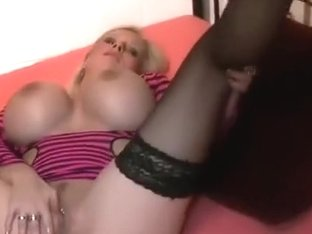 I'm creampied in my homemade huge tits video clip