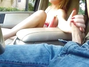 Cute tiny bra buddies blondie legal age teenager Dakota screwed in the backseat