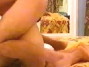Mexican bitch spreads her ass to be penetrated