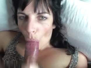 Pulsating cock for my throat