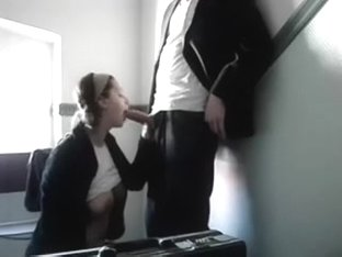 My boss fucked my hot female colleague in the office