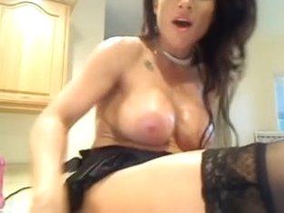 Sexy Lola screwing her large yum-yum