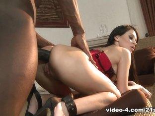 Amazing pornstar Sandra Luberc in Exotic Big Tits, Lingerie xxx scene