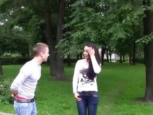 Hot sex after shoulder massage