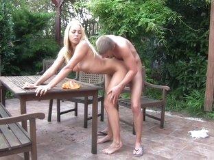 Horny pornstar in incredible european, blonde porn clip