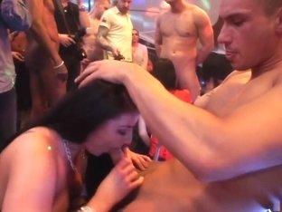 Crazy pornstar in hottest blonde, group sex sex video