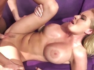 Fabulous pornstar Riley Evans in hottest facial, mature porn clip