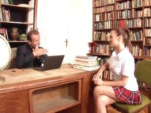 Horny pornstar Hanna Sweet in hottest brazilian, college porn scene
