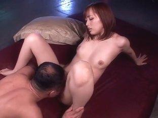 Amazing Japanese chick Yu Namiki in Crazy Small Tits, Cunnilingus JAV scene
