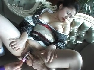 Amazing Japanese model in Hottest JAV uncensored Hardcore clip