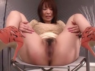 Exotic Japanese whore ASUKA 2 in Amazing Fetish JAV clip