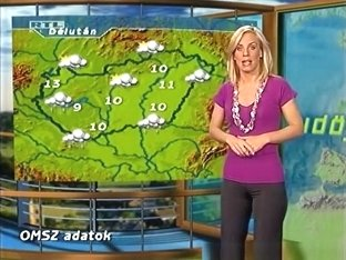 Weather Reporting Lady 2