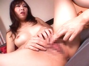 Hottest Japanese chick Natsumi Horiguchi in Incredible Fingering, MILFs JAV video