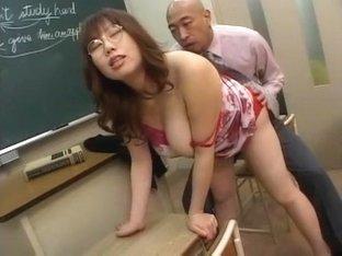 Hottest Japanese slut Emi Ohhashi, Reiko Naho, Misaki Gotoh in Incredible Cougar, Fingering JAV vi.