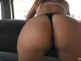 Booty in that Van