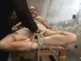 THE RANSOM' A Hogtied feature movie. A fantasy BDSM abduction movie starring Rain DeGrey