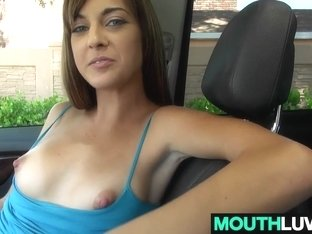 Dick filling sexy Dakota Vixin