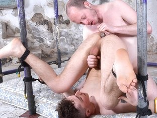 A Well-Used Tight Twink Hole - Johnny Polak & Sean Taylor - Boynapped