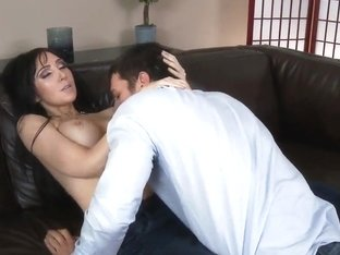 Epic milf momma gets dirty with a guy