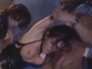 Adorable girls enjoy all sorts of kinky BDSM fun