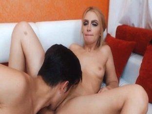 Lustful Couple Enjoy Having An Oral Sex