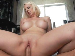 Mandy Sweet & Bill Bailey in My Friends Hot Mom