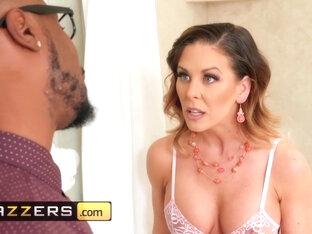 Horny pornstar Cherie Deville in Best Cunnilingus, MILF xxx video