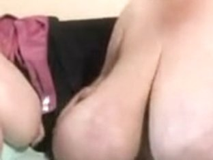 Grannies show off with their gigantic tits