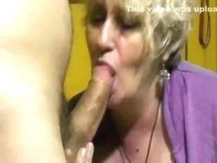 Just another slomo bj video.