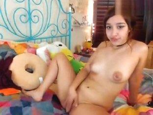 Naked cutie Babygirlvi
