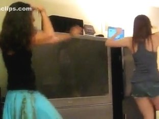 Slutty gazoo pop cam dance record