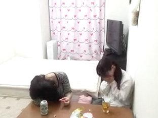 Japanese lesbian experiment voyeur